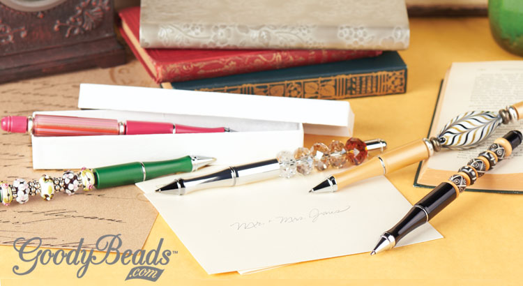 Goody Beads Blog: How to Make a Bead Pens