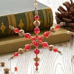 GoodyBeads.com | OCT14_Trends Snowflake Ornaments