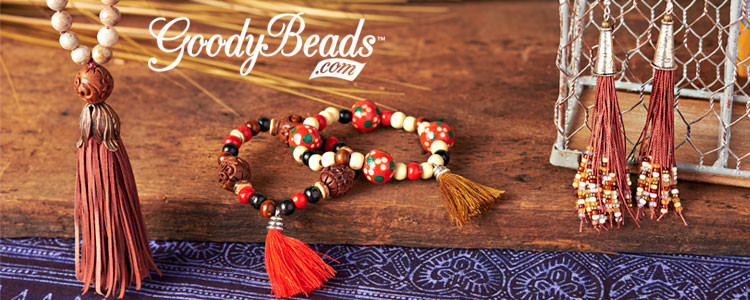 Goody Beads Blog | Tassel Jewelry
