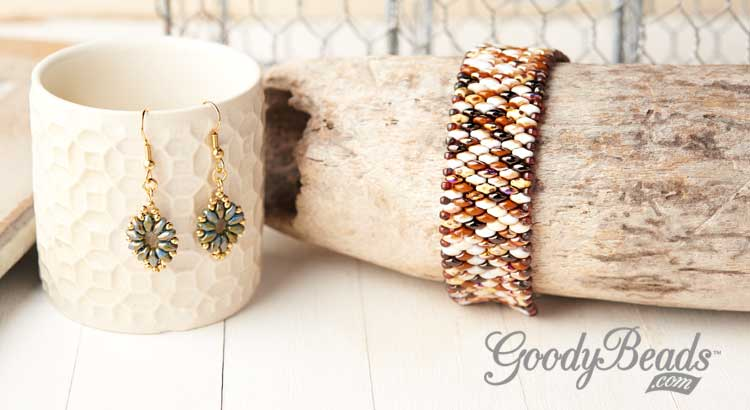 GoodyBeads.com Blog | SuperDuo Seed Bead Main