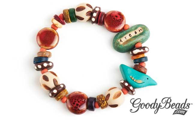 GoodyBeads.com Blog   Birdy Bracelet