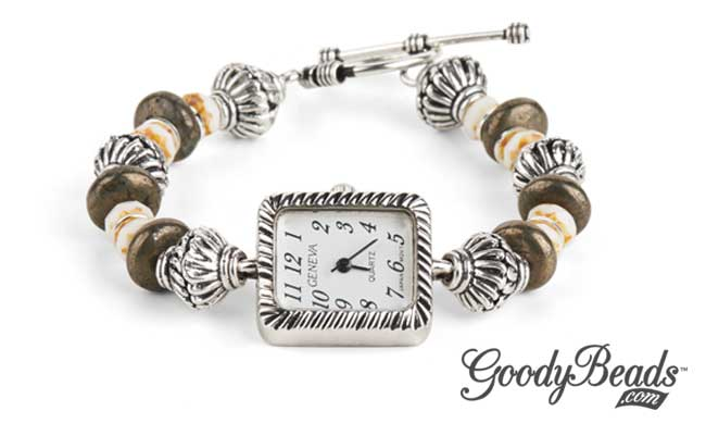 Easy Elastic Bracelet Tutorial