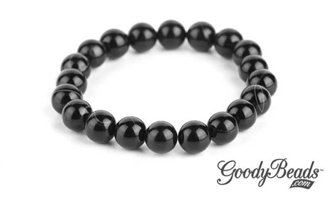 GoodyBeads.com Blog   Onyx Stone Bracelet