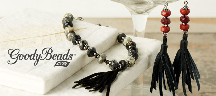 """GoodyBeads.com Blog"" Terrific Tassels"