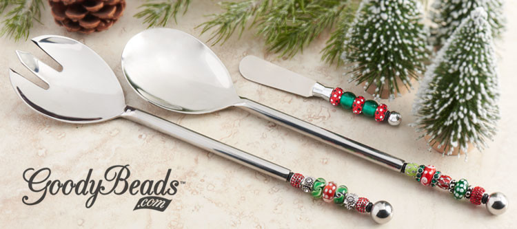 GoodyBeads.com Blog Yummy Holiday Sparkle