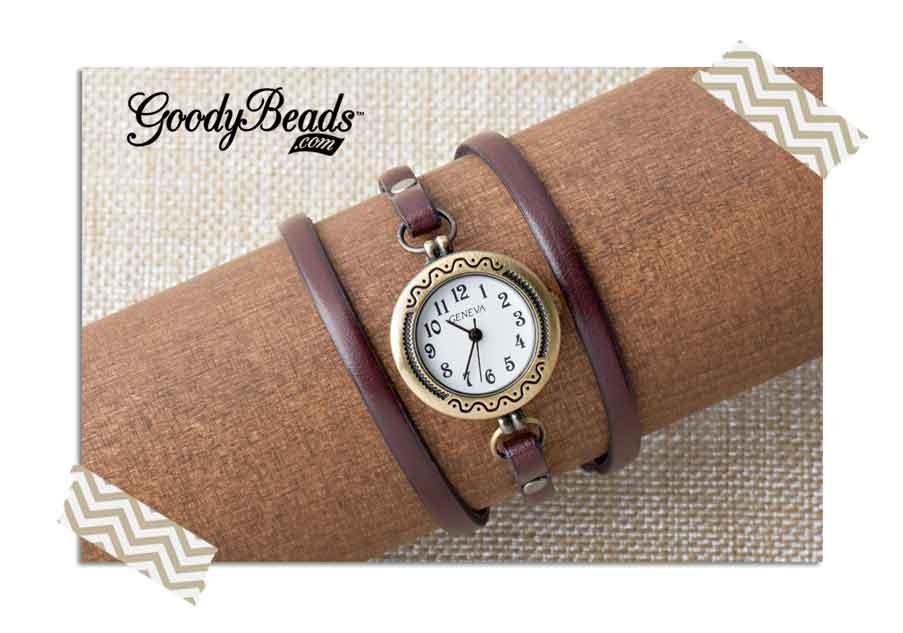GoodyBeads.com | Blog: How to Rivet - Watch Rivet