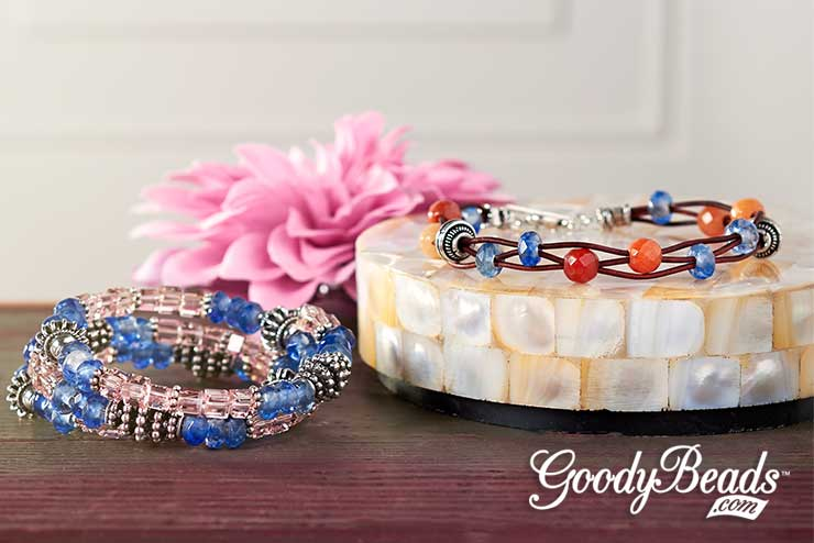 GoodyBeads.com | Blog: Color of the Year Inspired Jewelry - Bracelets