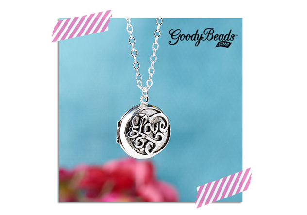 GoodyBeads.com | Blog: Mothers Day Picture Love Locket