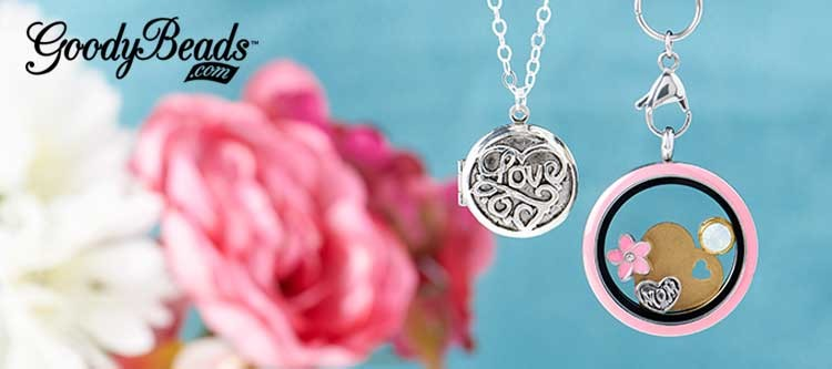 GoodyBeads.com | Blog: Mothers Day Lockets Main