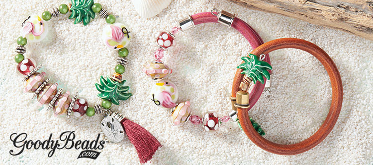 Beachy-Flamingo-Palm-Tree-DIY-Bracelet-Main