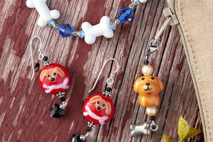 GoodyBeads.com   Blog: Kristal Wick Dog Kits