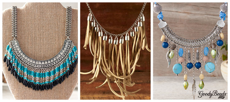 GoodyBeads | Blog: Statement Necklaces just in time for New Year's!