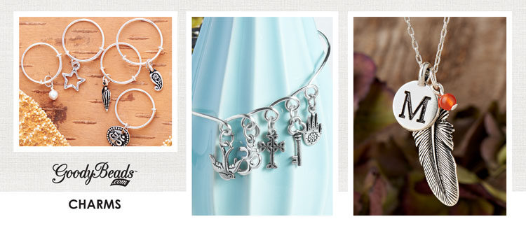 GoodyBeads | Blog: Jewelry Inspiration with Charms