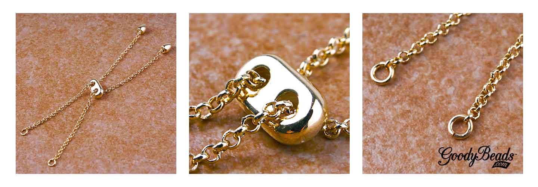 50a7fe40998 Adjustable Bracelets with Swarovski® Crystals - GoodyBeads Blog